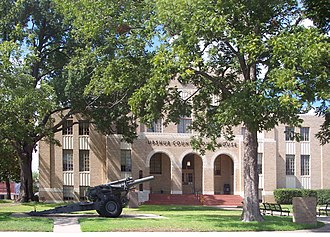 Upshur County, Texas - Upshur County Courthouse