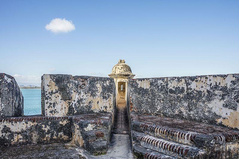 File:USA-2016-Puerto Rico-San Juan-Castillo San Felipe del Morro 10.jpg