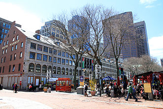 Quincy Market - South Market
