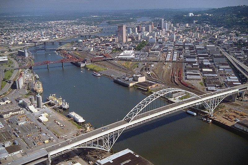 File:USACE Fremont Bridge Portland.jpg