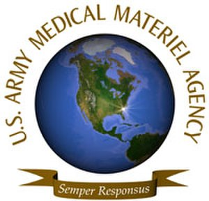United States Army Medical Materiel Agency - Image: USAMMA Crest