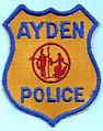 USA - NORTH CAROLINA - Ayden police.jpg