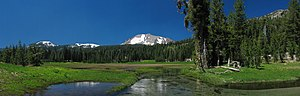 North Fork Feather River - Image: USA Lassen NP Kings Creek CA edit 3