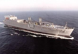 USNS Red Cloud (T-AKR-313) - Image: USNS Red Cloud