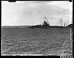USS ASTORIA at anchor in Farm Cove, Sydney, August 1934 (8177882109).jpg