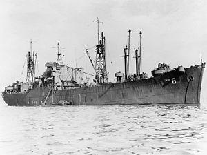 USS Alchiba (AKA-6) - USS Alchiba (AKA-6)