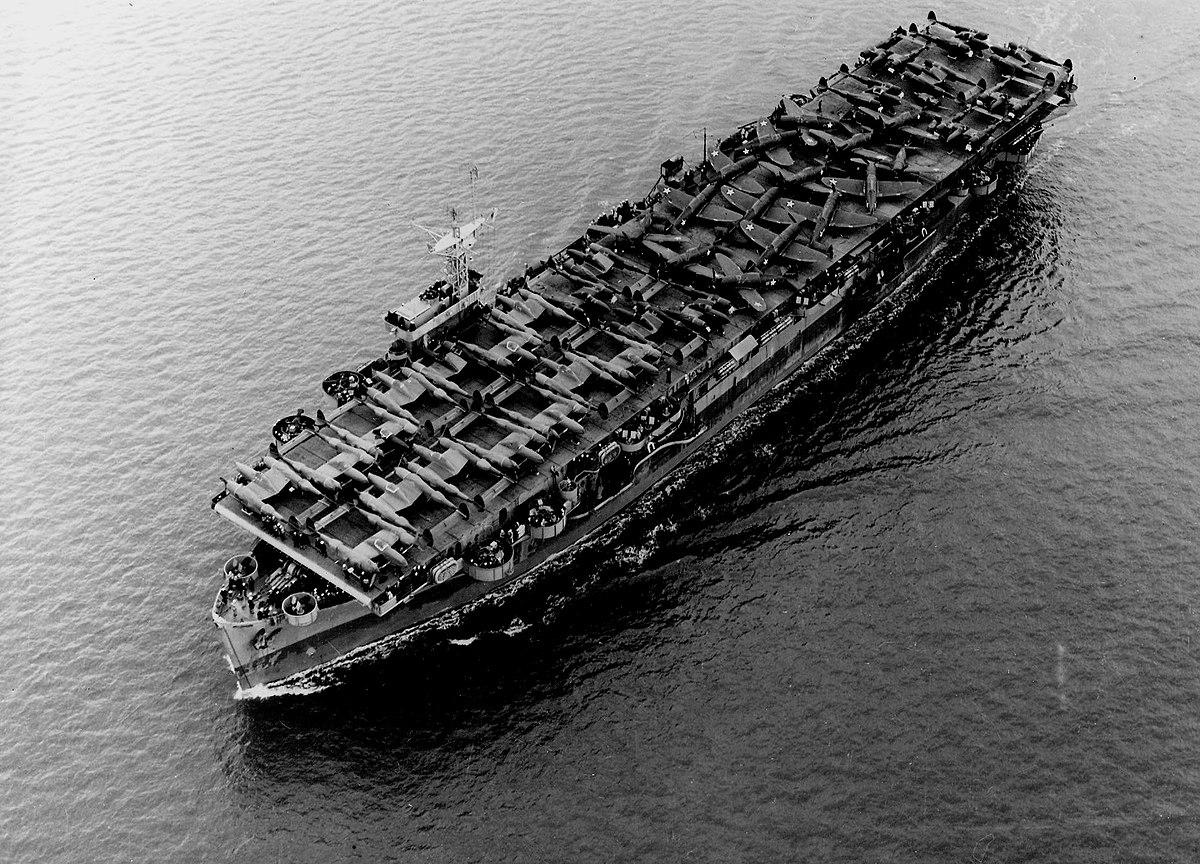 Admiral Kuzsov Aircraft Carrier
