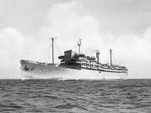 Thomas C. Latimore - Image: USS Dobbin (AD 3) in the 1940s