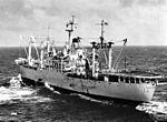 USS Firedrake (AE-14) off Vietnam c1965.jpg