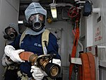 USS Harry S. Truman general quarters drill DVIDS293508.jpg