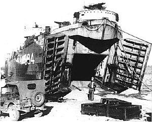 USS LST-594 - USS LST-594