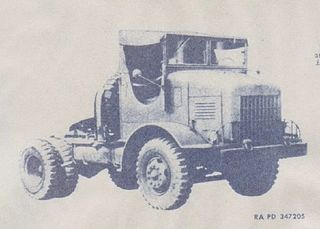 M425 and 426 Tractor Truck 5-ton 4x2 Semi-tractor