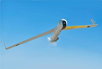 Boeing Insitu ScanEagle - A ScanEagle in flight