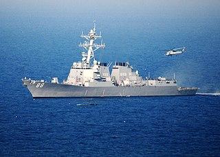 USS <i>Preble</i> (DDG-88)