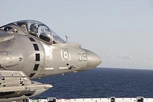 US Navy 120201-M-DK975-142 U.S. Marine Corps amphibious assault vehicles conduct amphibious operations.jpg