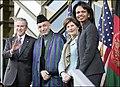 US Presidential Visit to Afghanistan 2006 - welcoming ceremonies.jpg