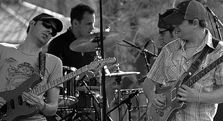 Umphreys McGee American jam band