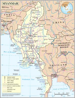 Un-myanmar