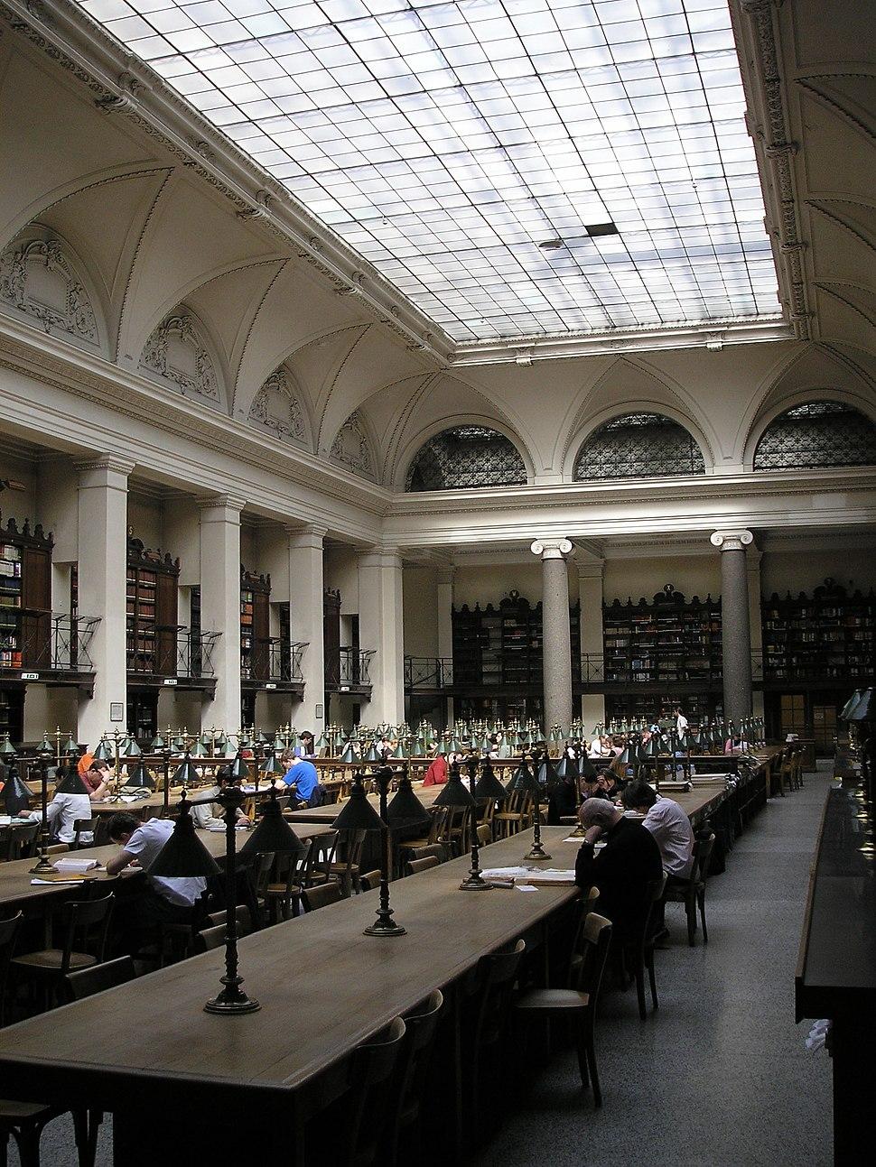 Uni Wien Bibliothek, Vienna 2