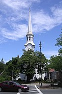 Unitarian Universalist Church of Wakefield, MA