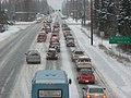 University Avenue, Fairbanks, December.jpg