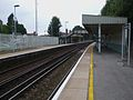 Upper Warlingham stn look north.JPG