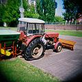 Ursus tractor in Warsaw.jpg