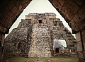 Uxmal Pyramid of the Magician (9785440813).jpg