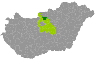 Vác District Districts of Hungary in Pest