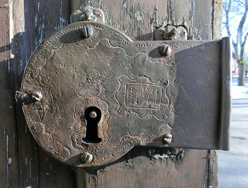 File:Västerfärnebo kyrka 6741 Lås fr 1771.jpg