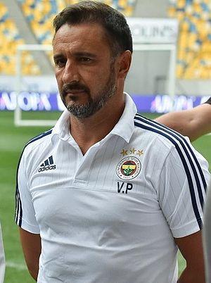 Vítor Pereira (football manager) - Pereira as a coach of Fenerbahçe in 2015