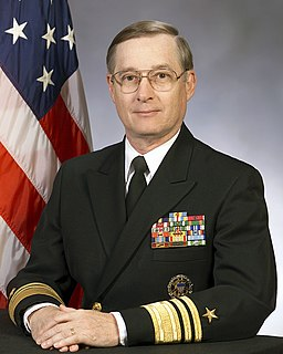 Lowell E. Jacoby Director of the Defence Intelligence Agency