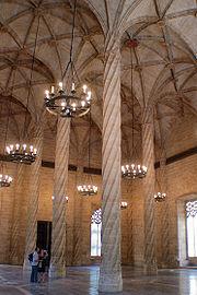 The Hall of Columns.