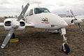 VH-CKB Cessna 310K (8544551508).jpg