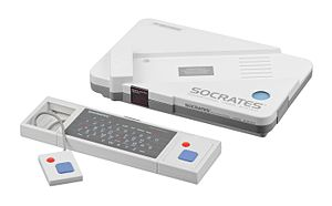 VTech - VTech has developed edutainment consoles since 1988, their first being the Socrates.