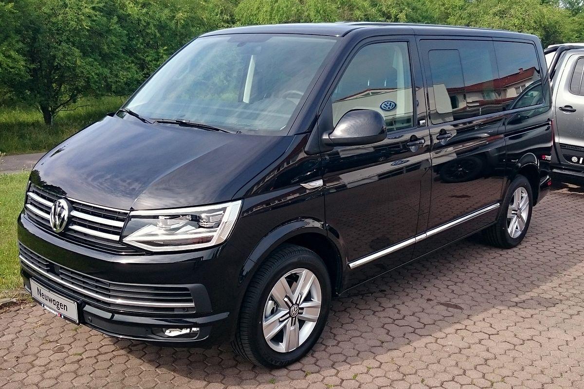 cab six vans