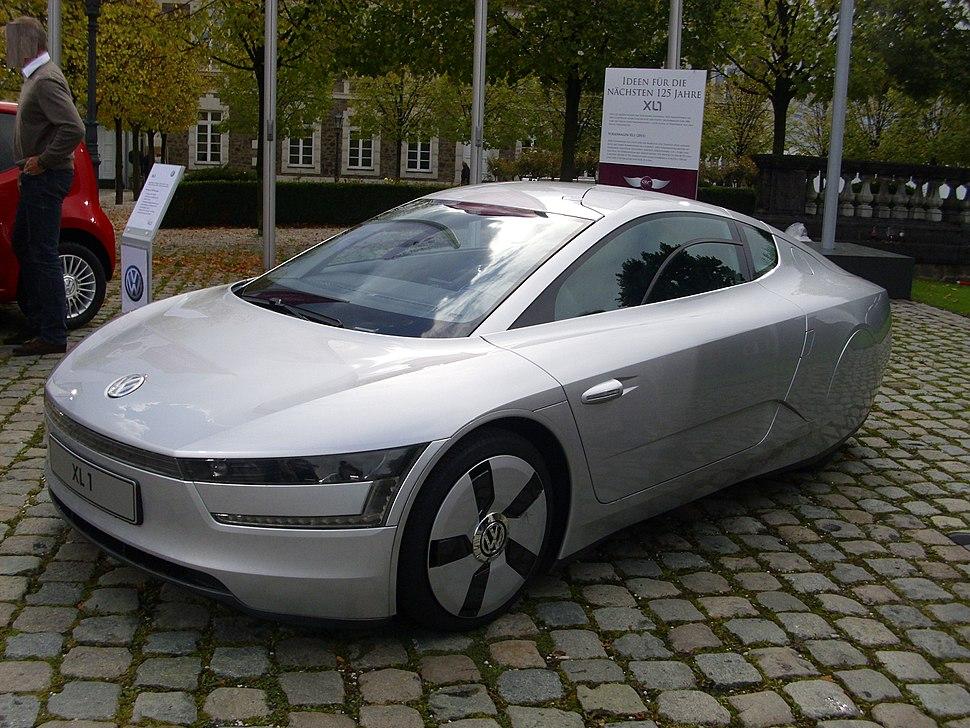 VW XL 1 vr