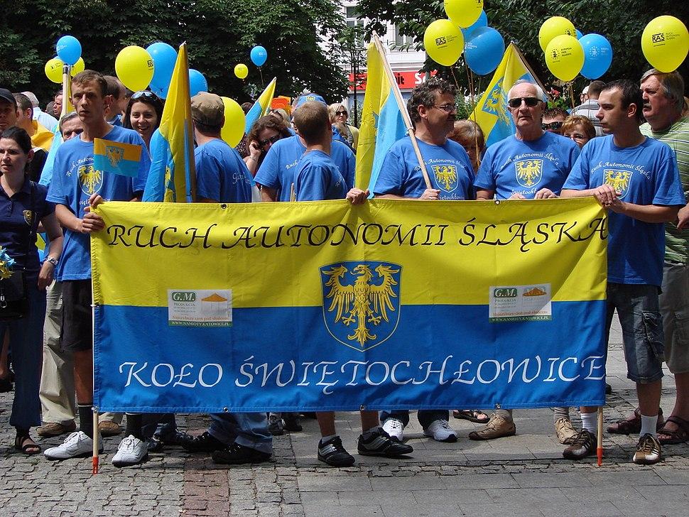 V Marsz Autonomii Śląska