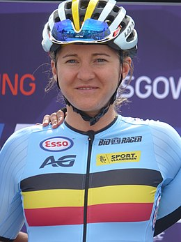 Valerie Demey - 2018 UEC European Road Cycling Championships (Women's road race).jpg