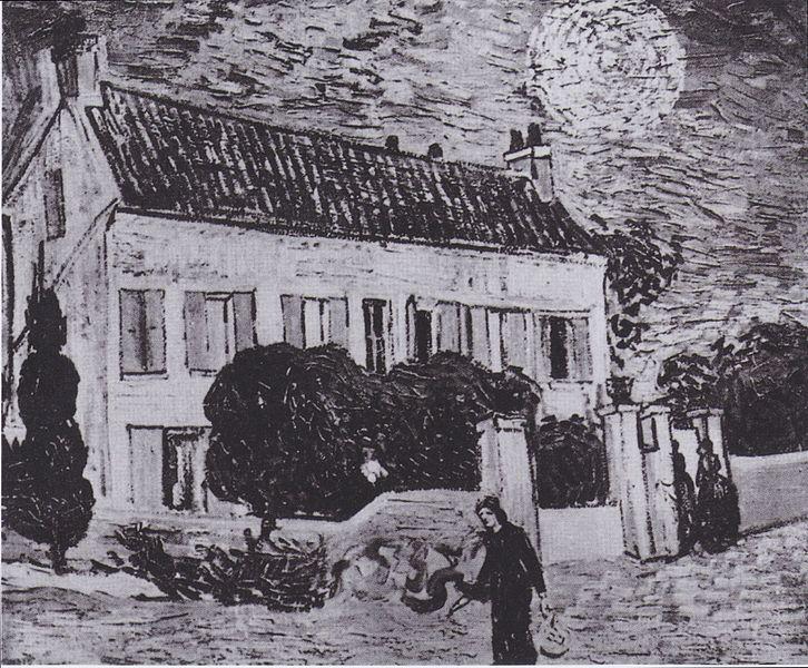 File:Van Gogh - Das weiße Haus bei Nacht.jpeg