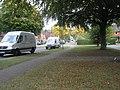 Vans in Cromwell Road - geograph.org.uk - 1549700.jpg