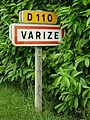 Varize-FR-28-panneau d'agglomération-01.jpg