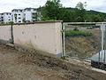 Vauban Kaserne, Mauer.jpg