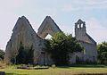 Vaux-sur-Aure Manoir d'Argouges église 02.JPG
