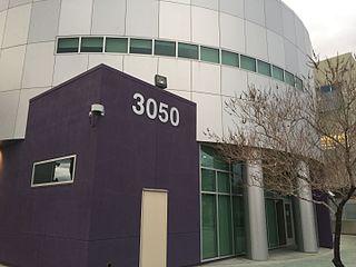 KLVX PBS member station in Las Vegas