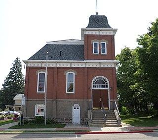 Vermontville Opera House United States historic place