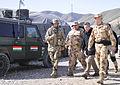 Verteidigungsminister de Maizière auf Überraschungsbesuch in Afghanistan.jpg