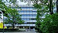 Verwaltungsgebäude der Berliner Flughafen-Gesellschaft mbH (Vorderseite).jpg