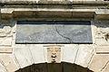 Veste Coburg - Barockes Vortor - Inschrift - 2014-10.jpg