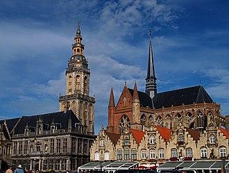 Veurne - Image: Veurne markt